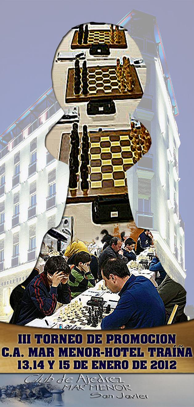 III Torneo de Promoción C.A. Mar Menor - Hotel Traíña