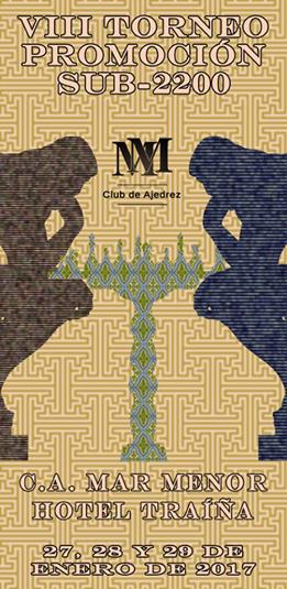 VIII C.A. Mar Menor - Traíña
