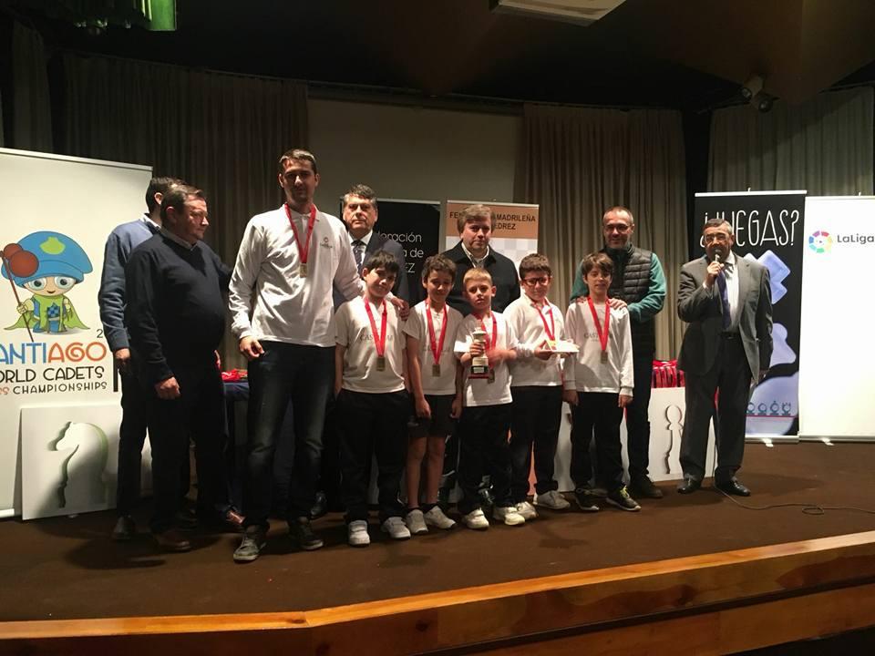 Campeonato de España de Colegios