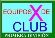 Equipos 1ª División