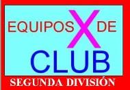 Equipos 2ª División