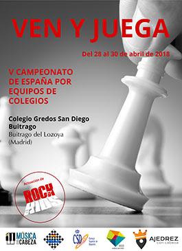 Campeonato España Colegios