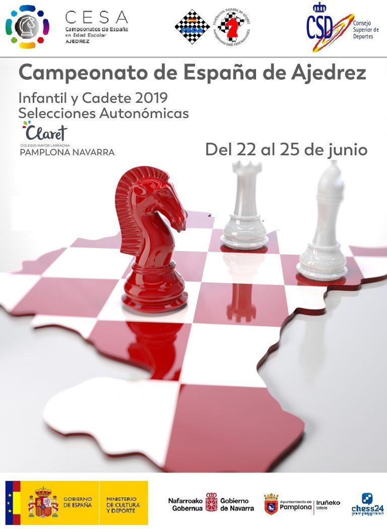 Campeonato España Selecciones