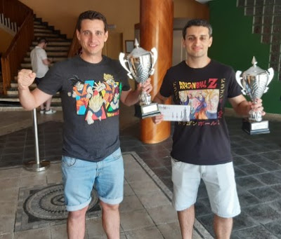 Miguel y David Jordán