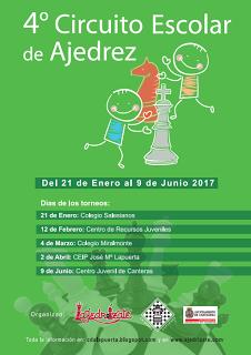IV Circuito escolar CDA Lapuerta Ajedrizate