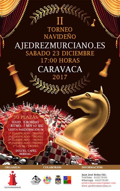 II Navidad Ajedrez Murciano