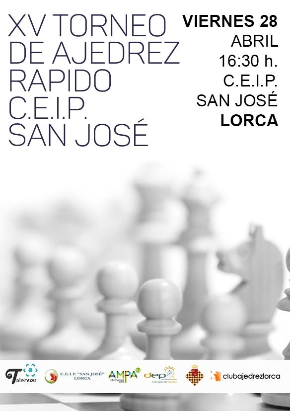 XV CEIP San José