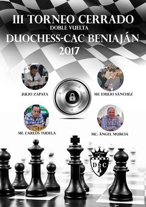 III Cerrado CAC Beniaján-Duochess
