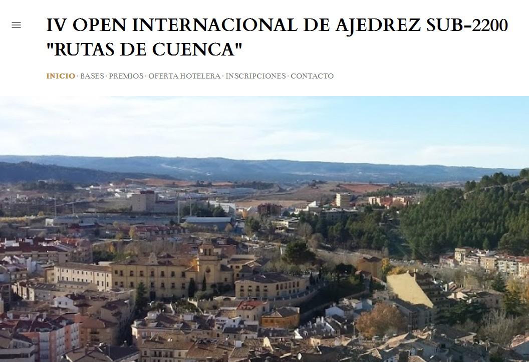 IV Rutas de Cuenca