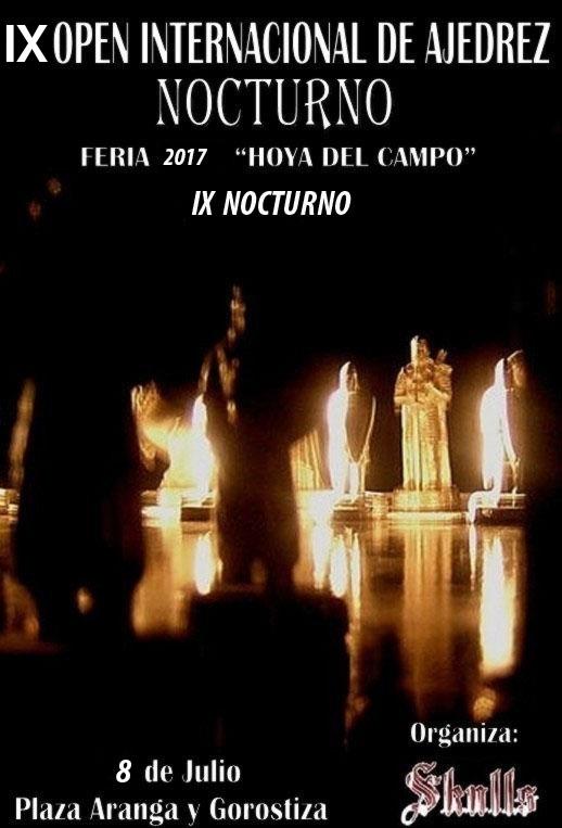 IX Nocturno Hoya del Campo