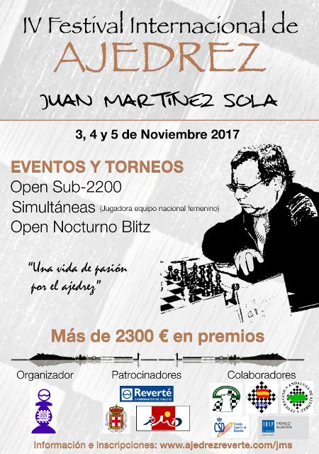 Festival Juan Martínez Sola