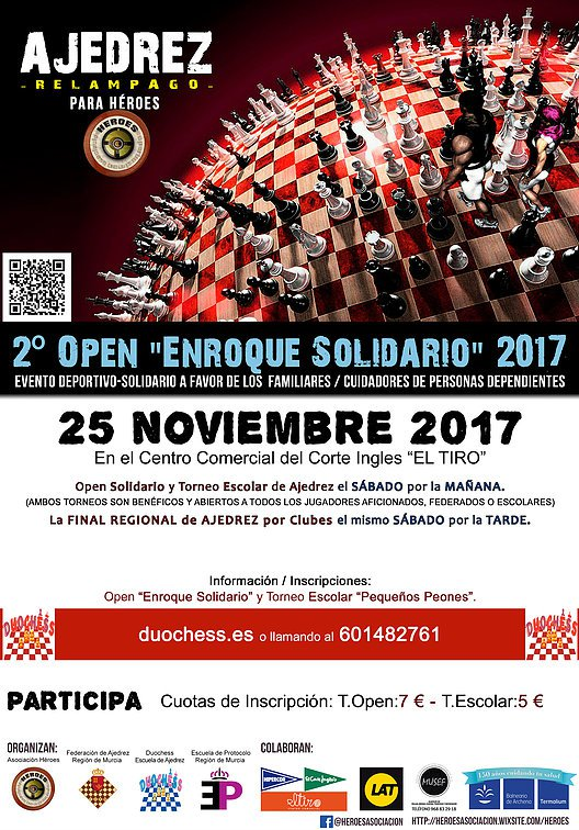 II Open Enroque Solidario