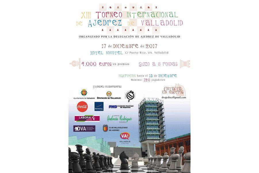 XIII Internacional Valladolid