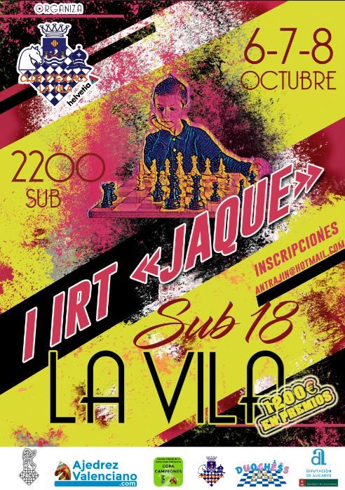 Jaque Vila Sub-18