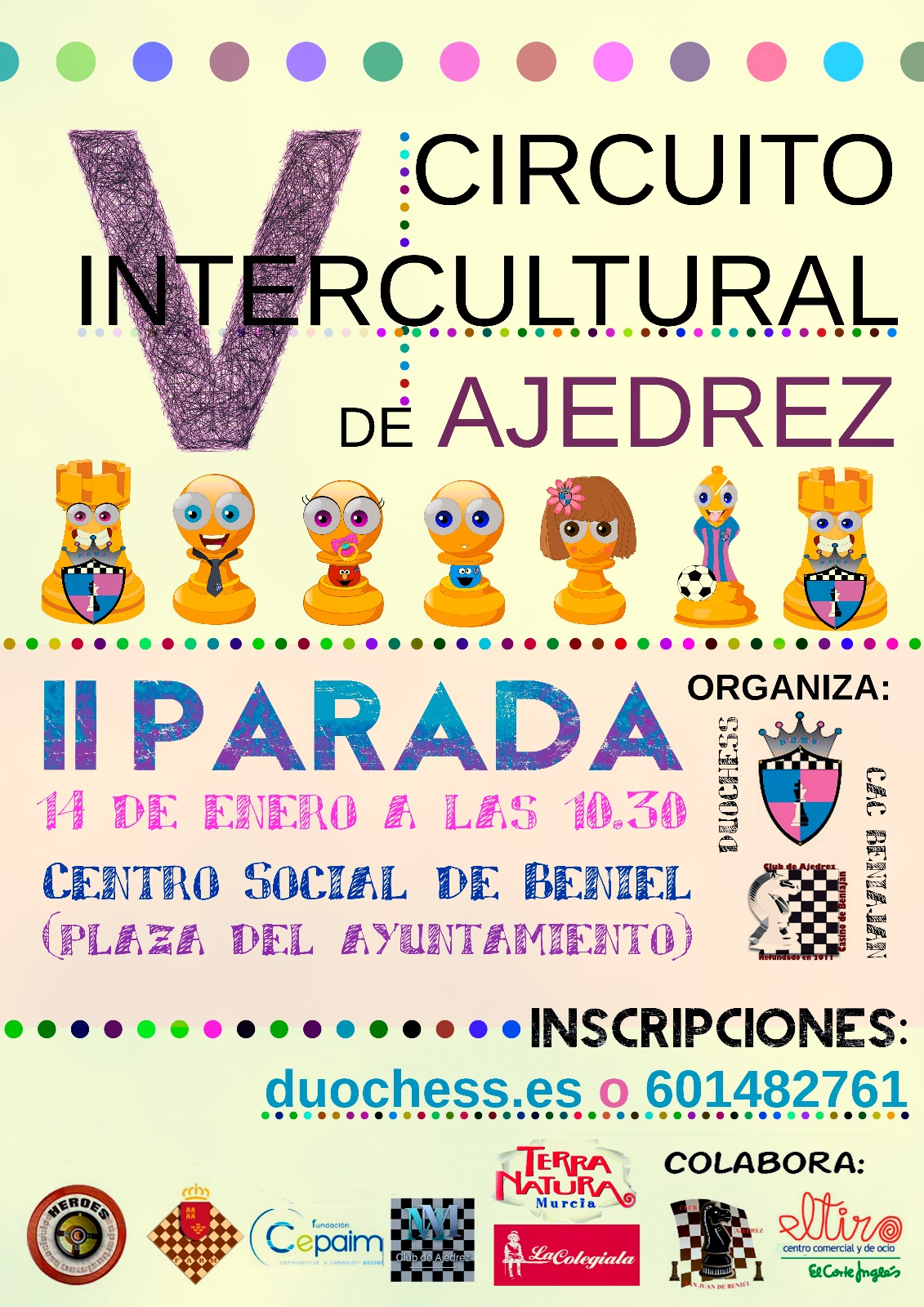 V circuito Intercultural