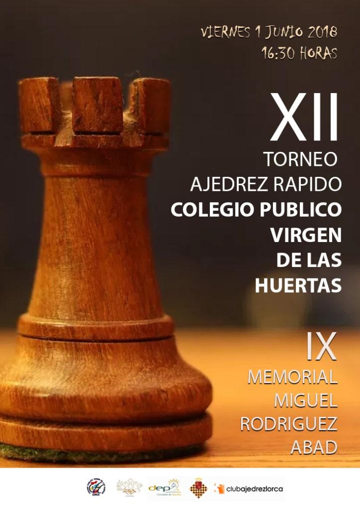 XII Virgen de las Huertas