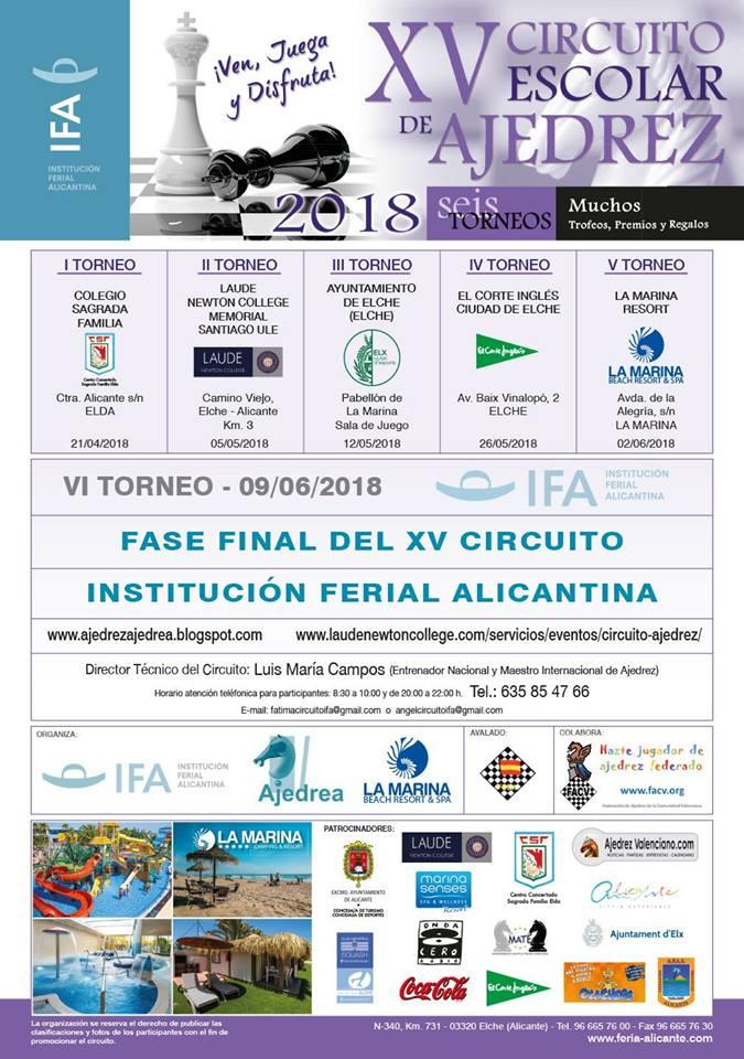 XV Circuito IFA