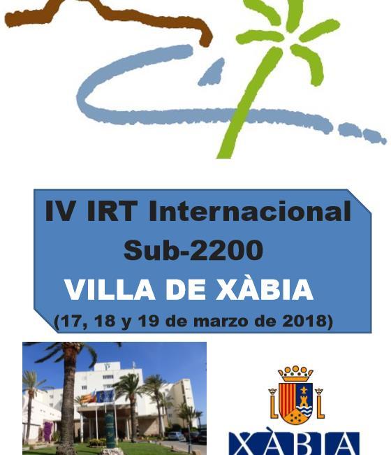 IV IRT Sub-2200 Villa de Xabia