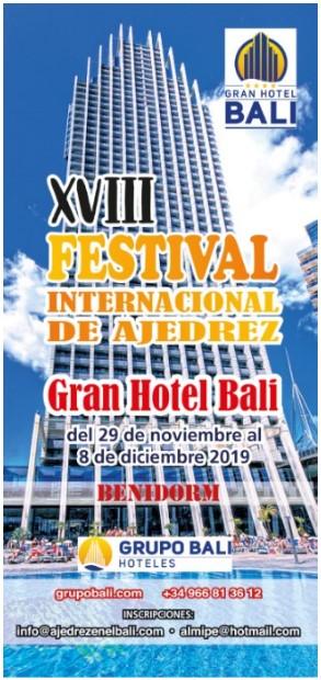 XVIII Festival Bali