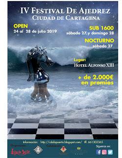 IV Festival Cartagena