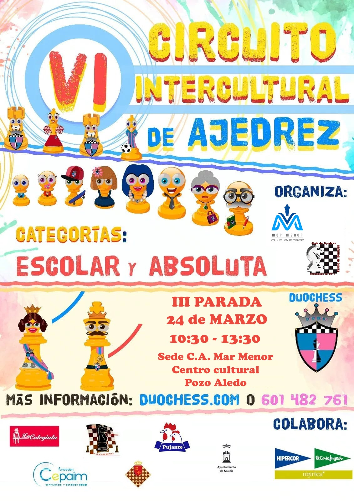 VI Circuito Intercultural