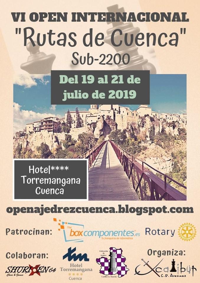 VI Rutas de Cuenca