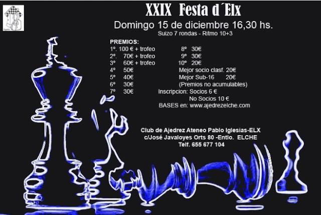 XXIX Festa d'Elx