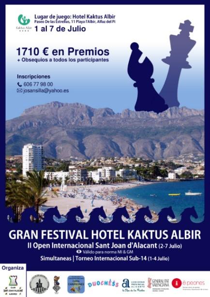 Festival hotel Kaktus Albir