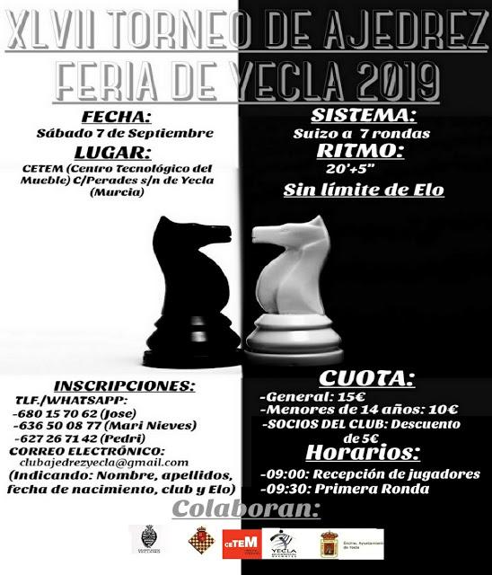 XLVIII Feria de Yecla