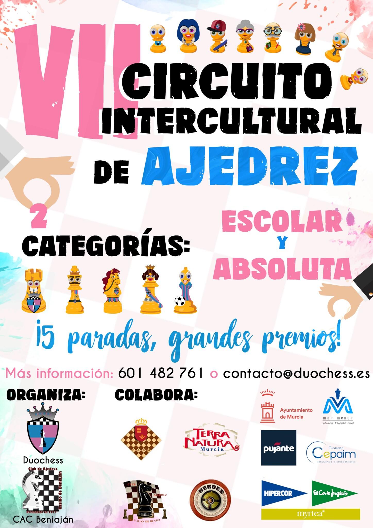 VII Circuito Intercultural
