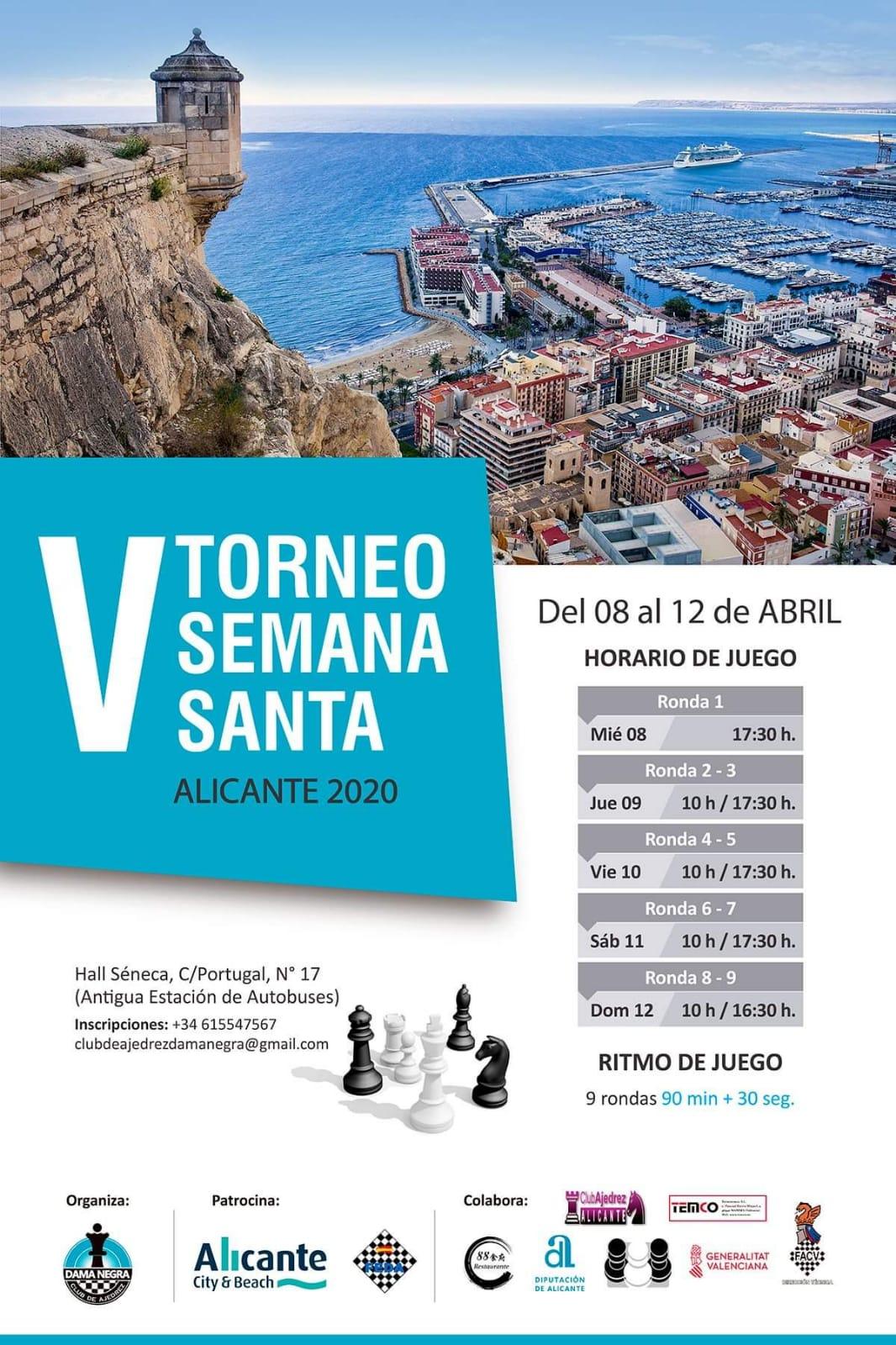 V Semana Santa Alicante