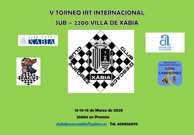 IRT Sub-2200 Vila de Xabia