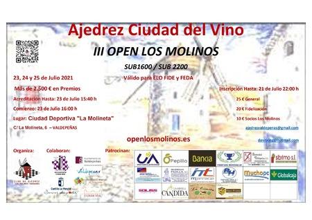 III Open Sub1600 Los Molinos