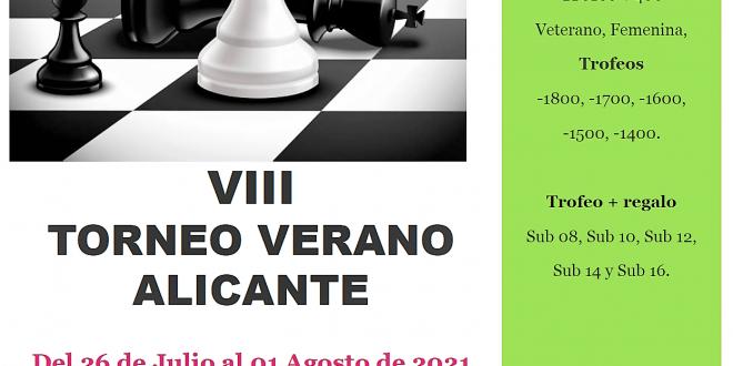 VIII Verano Alicante