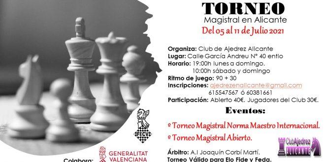 Magistral Alicante