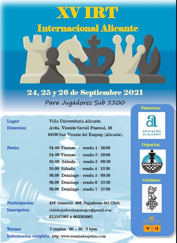 XV IRT Alicante