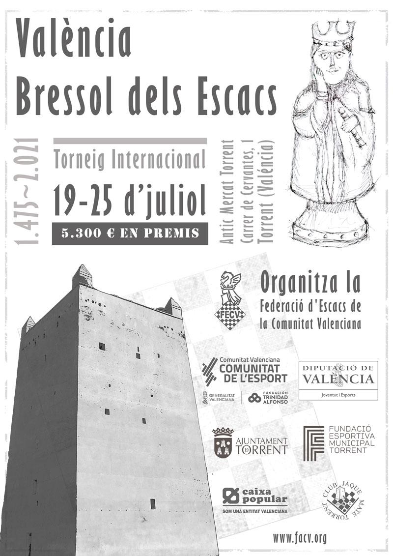 VII Valencia Cuna del Ajedrez
