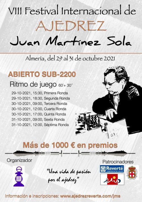 Memorial Juan Martínez Sola