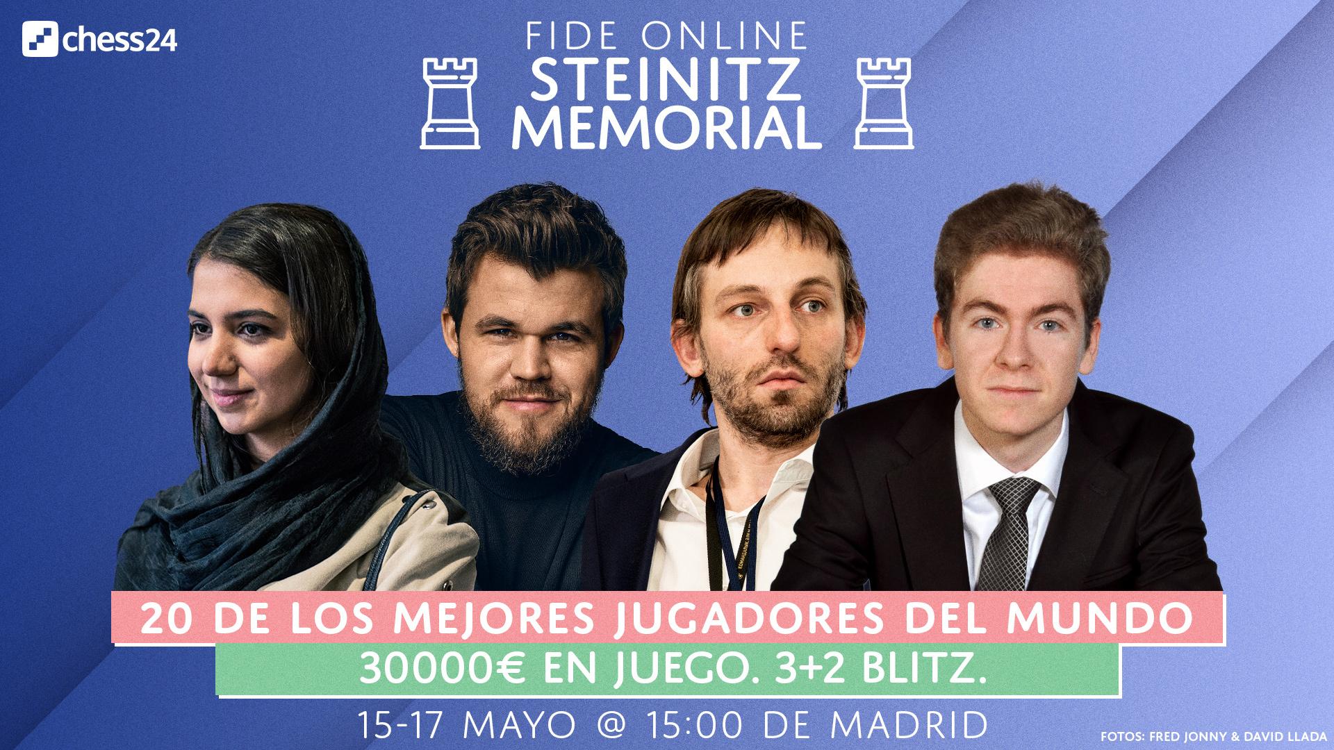 FIDE Memorial Steinitz