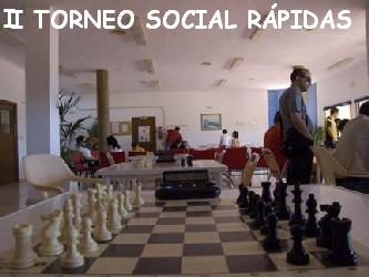 II Torneo Social Rápidas C.A. Mar Menor