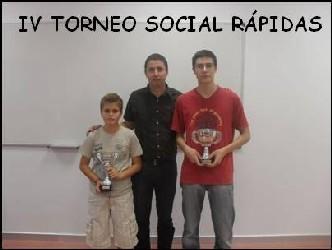 IV Torneo Social Rápidas C.A. Mar Menor