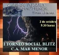 I Torneo Social Blitz C.A. Mar Menor