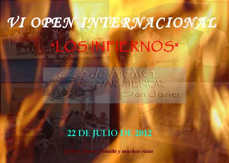 VI Open Internacional Los Infiernos