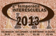 II Torneo Interescuelas Mar Menor