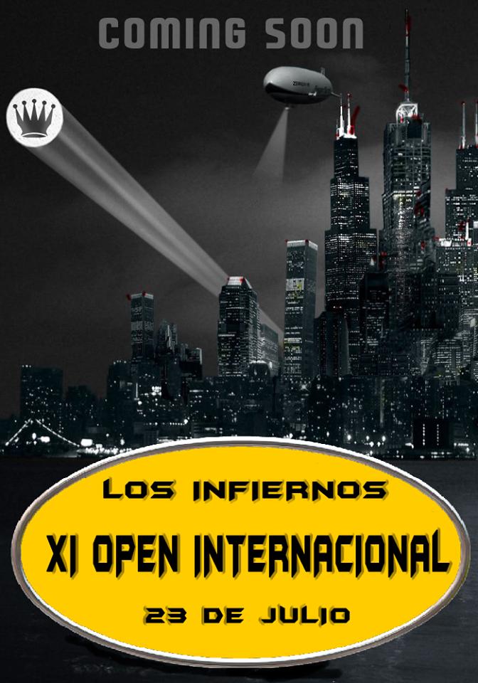 XI Internacional Los Infiernos