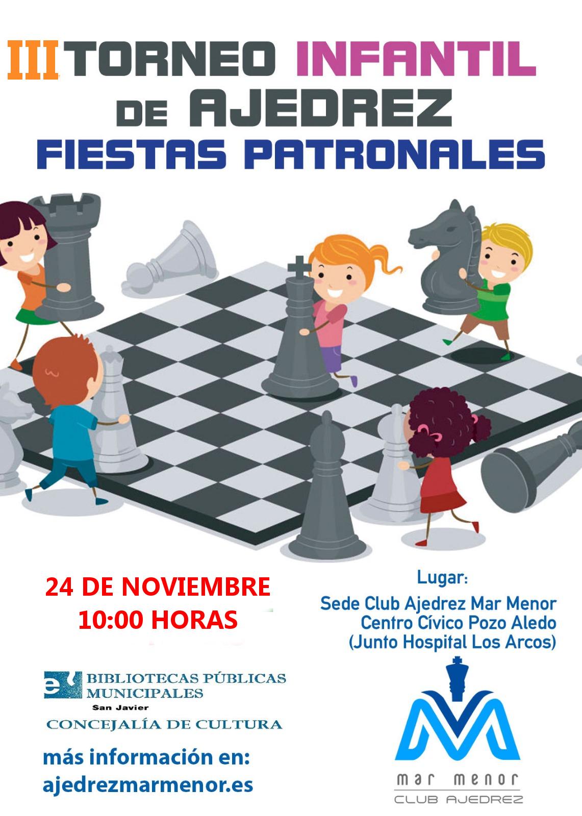 III Torneo Infantil Fiestas Patronales